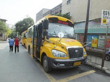 内江市中区率先建成校车3G车载GPS安全监控中心平台