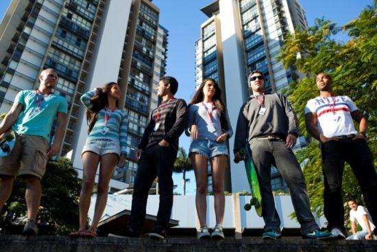 留澳学生谈英语学习:走出校门机会更多