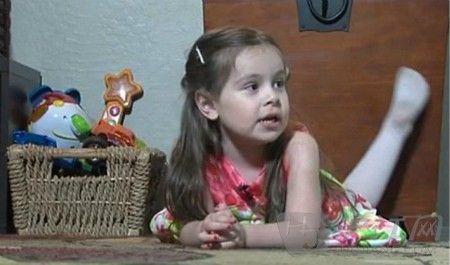 美国3岁女童智商爆表,机智到没朋友