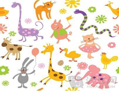 少儿英语单词大全:动物animals(图)图片