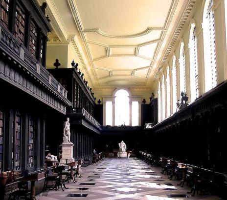 英国牛津,牛津大学,All Soul's学院的可灵顿图书馆Codrington Library, All Soul's College, Oxford University, Oxford, UK