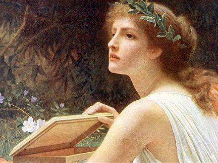看希腊神话记单词:潘多拉的盒子