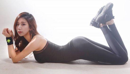 太性感!韩国超人气私人健身教练(组图)
