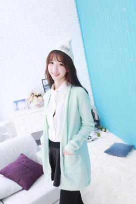 浙大校花清纯惊艳 被赞长腿萌妹(组图)