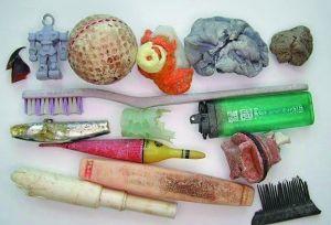 海上的塑料垃圾