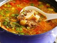 罗宋牛尾蔬菜汤