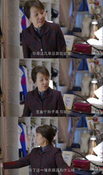 樊胜美她妈