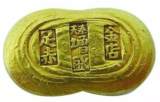 金银锞子,通俗的说法就是小金锭,由金银铸造出来,用来送礼、打赏或当做压岁钱,一般不流通,与现在的金条、银条相似。