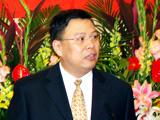 """""""清华一号""""微小卫星总负责人,清华大学机械学院院长"""