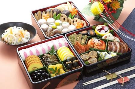 美食搜索:喜庆的日本正月料理(组图)