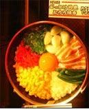 在大阪吃乌冬面