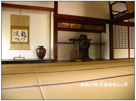 在日本喝杯茶要多少钱:茶室环境(组图)