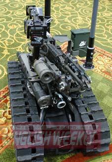 双语:机器人杀手将成最新战争威胁(图)