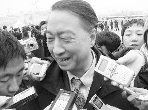 教育部副部长章新胜