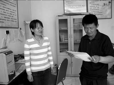 北京首批任期满大学生村官的择业之路(图)