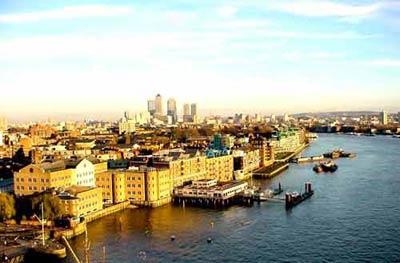 全球最富有的十大城市:伦敦(组图)