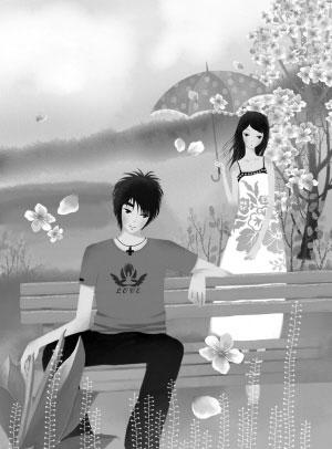 """爱上缺乏主动的""""食草男""""你该怎么办(图)"""