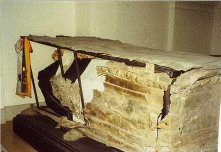 世界各国王室及名人陵墓:菲特烈大帝之墓(组图)