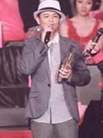 最受欢迎唱作歌手(银奖)-侧田