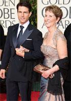 汤姆-克鲁斯与母亲