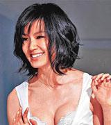 2008.10 朱孝天称林熙蕾未婚妻