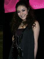 江若琳清纯甜美