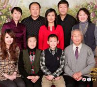 王海青家庭