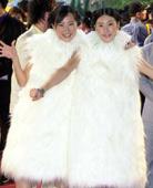 12nd:中国娃娃羽毛装