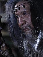 刘长生饰老茶树精
