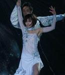张茜优雅舞姿