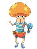 蘑菇主持人
