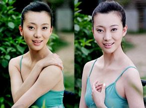 刘岩拍写真纪念奥运一周年 彰显精神的力量
