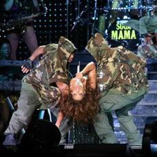 碧昂丝2007上海演唱会