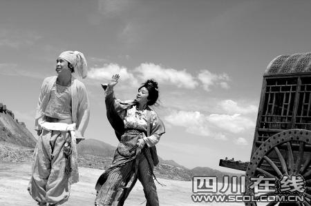 张艺谋:《三枪》选中小沈阳因为他招女人喜欢