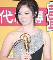 刘瑞琪获戏剧节目女主角奖