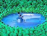 在2008北京奥运开幕式演奏