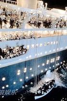 5.《泰坦尼克号》(1997)特效:电脑虚拟的众人