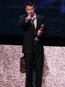 谢霆锋凭《十月围城》获最佳男配角奖