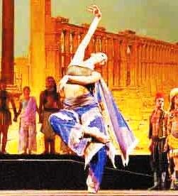 苏丹艺术团