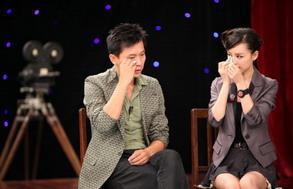 """李晨:和""""姐姐""""张静初流泪(图)"""