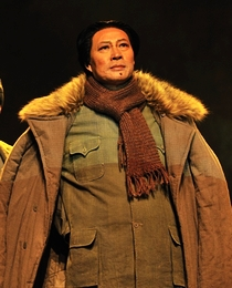 话剧《毛泽东在西柏坡的畅想》