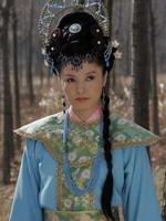 刘蕾饰德琳公主