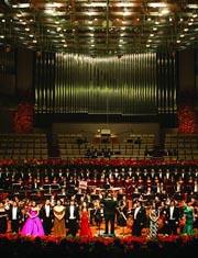 中央歌剧院介绍
