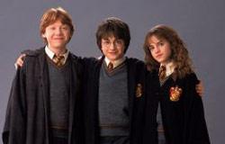《哈利波特2》--已经稍微褪去稚嫩的三人组