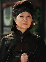 刘莉莉饰老太太