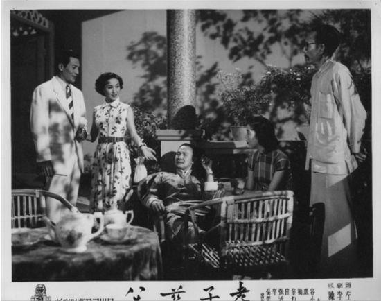 资料:六十年电影光辉――从长凤新到银都