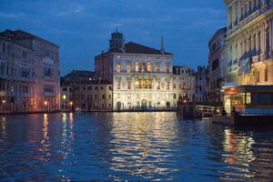 威尼斯水城夜景