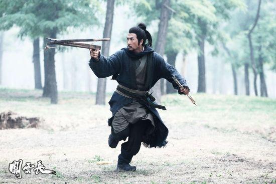 第五關 關羽使用弓弩