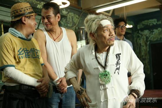 香港电影金像奖前瞻:谢霆锋杨千�贸傻酆笕让�