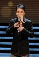 文子(右)获最佳音乐奖(《郎在对门唱山歌》)